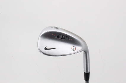 Nike SV Tour Chrome Wedge Lob LW 60° 10 Deg Bounce True Temper Dynamic Gold S400 Steel Stiff Right Handed 36.0in
