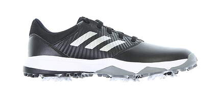 New Junior Golf Shoe Adidas Adicross Medium 5.5 Black MSRP $60 BB8033