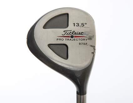 Titleist 975 F Fairway Wood 3+ Wood 13.5° Ultralite Custom Graphite Technology Shaft Graphite Stiff Right Handed 43.0in Played by Tom Kite