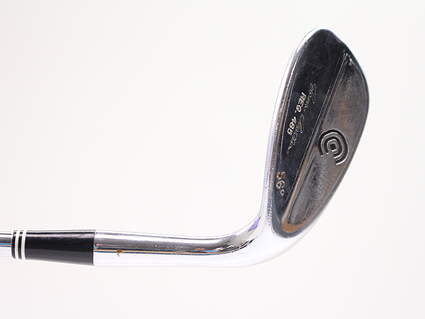 Cleveland 485 Chrome Wedge Sand SW 56° True Temper Steel Wedge Flex Right Handed 35.25in