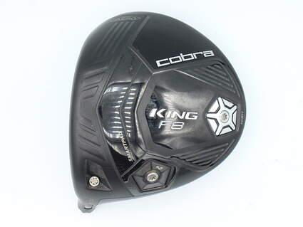 Cobra King F8 Driver 10.5° Aldila NV 2KXV Blue 60 Graphite Stiff Left Handed 45.75in