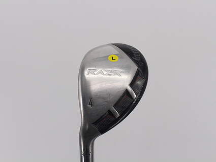 Callaway Razr X Hybrid 4 Hybrid 24° Callaway Razr X Hybrid 45 Graphite Ladies Left Handed 38.75in