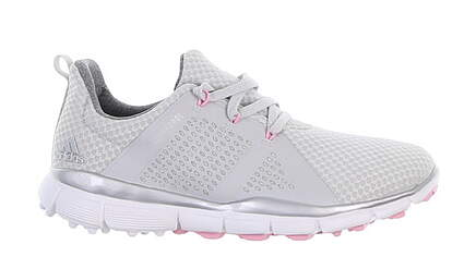 New Womens Golf Shoe Adidas ClimaCool Cage Medium 8.5 Gray/Pink G26627 MSRP $90