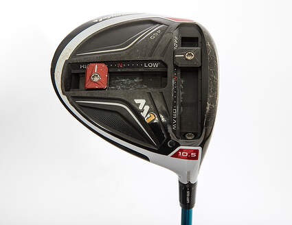 Tour Issue TaylorMade 2016 M1 Driver 10.5° Graphite D. YS NanoReloaded 6 Graphite X-Stiff Right Handed 45.5in Played by Tom Kite