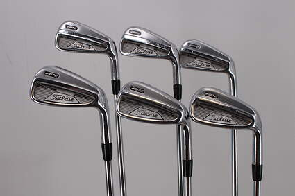 Titleist AP2 Iron Set 5-PW Project X Rifle 5.0 Steel Regular Right Handed 38.5in