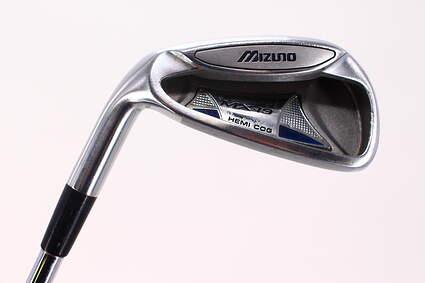 Mizuno MX 19 Single Iron 6 Iron Dynamic Gold SL R300 Steel Regular Left Handed 37.5in
