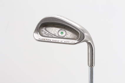 Ping Eye 2 Single Iron 8 Iron Ping ZZ Lite Steel Stiff Right Handed Green Dot 35.75in