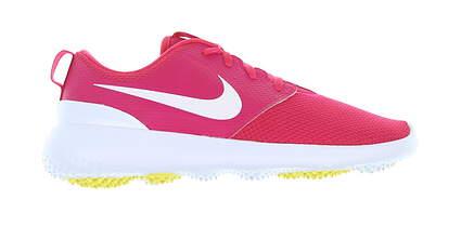 New Womens Golf Shoe Nike Roshe G Medium 9.5 Pink AA1851 601 MSRP $80