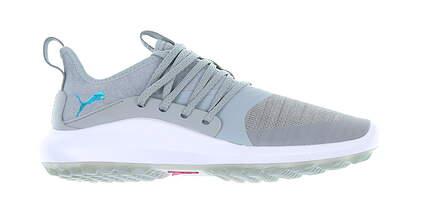 New Womens Golf Shoe Puma Ignite Medium 7.5 Gray 192229 04 MSRP $110