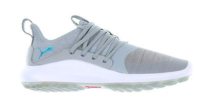 New Womens Golf Shoe Puma Ignite Medium 6.5 Gray 192229 04 MSRP $110