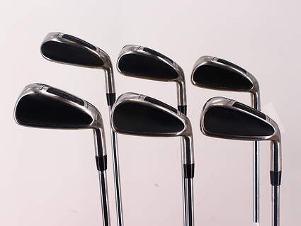 Cleveland Launcher HB Iron Set 5-PW True Temper Dynamic Gold DST98 Steel Regular Right Handed 38.75in