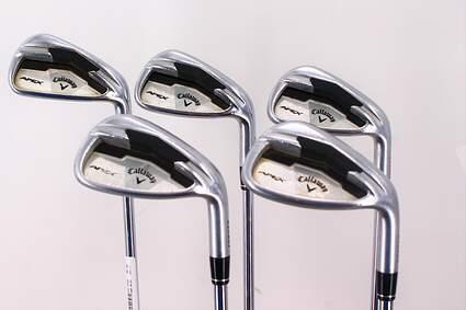 Callaway Apex Iron Set 7-PW GW True Temper Dynamic Gold S300 Steel Stiff Right Handed 37.0in