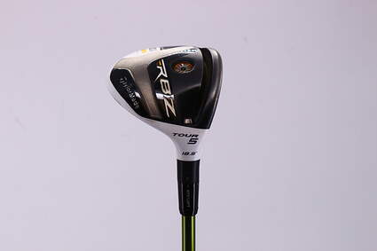Tour Issue TaylorMade RocketBallz Stage 2 Tour TP Fairway Wood 5 Wood 5W 18.5° Aldila NV 105 Graphite X-Stiff Right Handed 42.75in