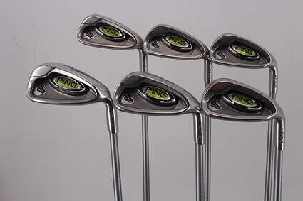 Ping Rapture Iron Set 5-PW Ping TFC 909I Graphite Regular Right Handed Blue Dot 37.75in