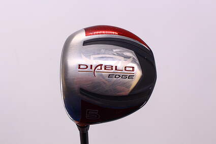 Callaway Diablo Edge Fairway Wood 5 Wood 5W Callaway Diablo Edge Fairway Graphite Stiff Left Handed 42.0in