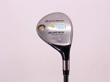 TaylorMade 2008 Burner Rescue Hybrid 5 Hybrid 25° TM Reax 50 Graphite Ladies Right Handed 38.5in