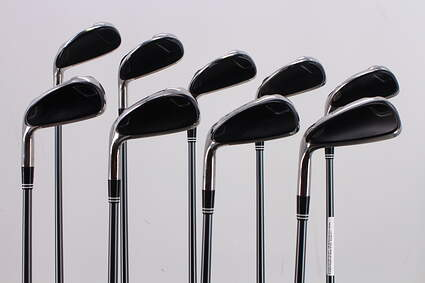 Cleveland 2010 HB3 Iron Set 3-PW GW Cleveland Action Ultralite W Graphite Regular Left Handed 38.75in