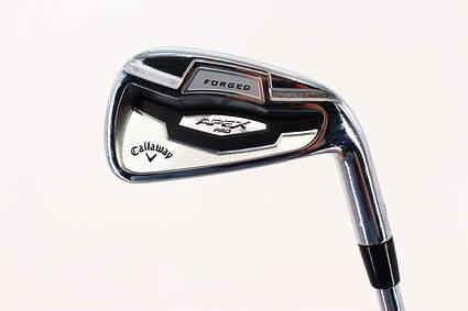 Callaway Apex Pro 16 Single Iron 7 Iron Nippon NS Pro Modus 3 Tour 120 Steel X-Stiff Right Handed 36.75in