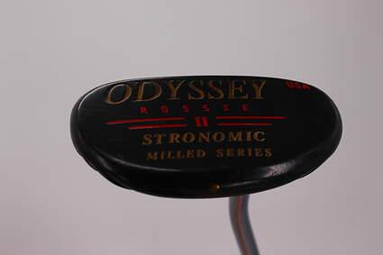 Odyssey Stronomic Milled Rossie II Putter Steel Right Handed 35.0in