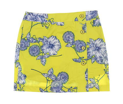 New Womens EP NY Skort 4 Multi 1132NAC MSRP $91
