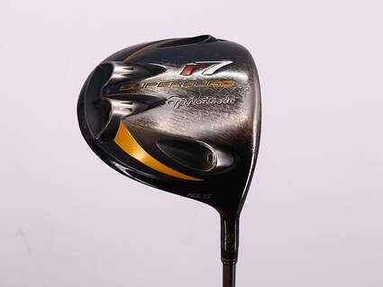 TaylorMade R7 Superquad Driver 10.5° Stock Graphite Shaft Graphite Regular Right Handed 47.0in