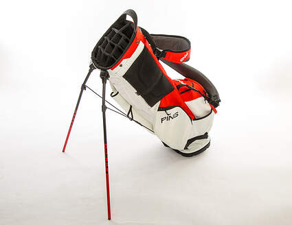 Ping Hoofer 14 Stand Bag Red/White/Black