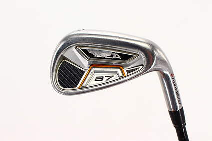 Adams Idea A7 Single Iron Pitching Wedge PW Adams UST Mamiya Proforce Graphite Stiff Right Handed 35.75in
