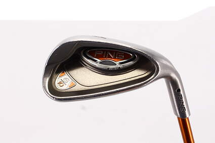 Ping G10 Pitching Wedge PW Ping TFC 129I Graphite Senior Right Handed Black Dot 35.5in