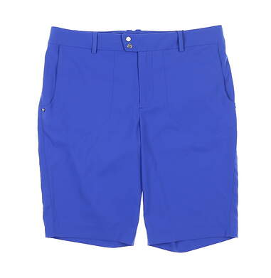 New Womens Ralph Lauren RLX Golf Shorts 4 Blue MSRP $129