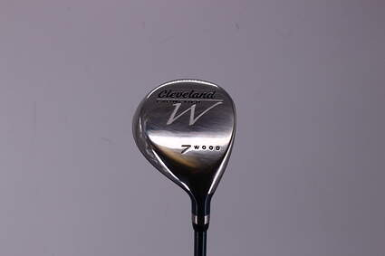 Cleveland Launcher Steel Womens Series Fairway Wood 7 Wood 7W 21° Stock Graphite Shaft Graphite Ladies Right Handed 41.75in