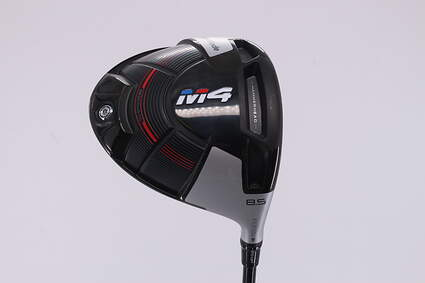 TaylorMade M4 Driver 8.5° Fujikura ATMOS 5 Red Graphite Senior Right Handed 45.75in
