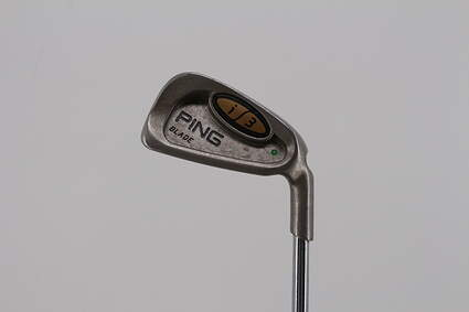 Ping i3 Blade Single Iron 2 Iron Ping Z-Z65 with Cushin Insert Steel Stiff Right Handed Green Dot 39.5in