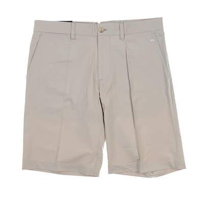 New Mens J. Lindeberg Golf Shorts 32 Tan MSRP $110