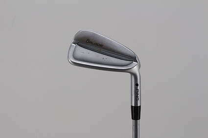 Ping iBlade Single Iron 7 Iron FST KBS Tour-V 120 Steel X-Stiff Right Handed Black Dot 37.25in