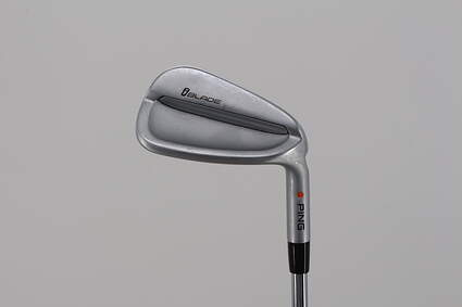 Ping iBlade Single Iron 9 Iron Dynamic Gold Tour Issue X100 Steel X-Stiff Right Handed Orange Dot 35.75in