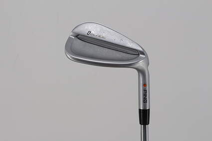 Ping iBlade Single Iron Pitching Wedge PW Dynamic Gold Tour Issue X100 Steel X-Stiff Right Handed Orange Dot 36.25in