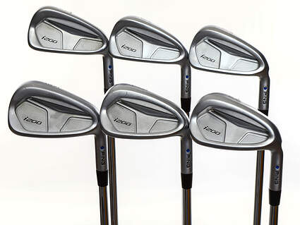 Ping i200 Iron Set 5-PW True Temper Dynamic Gold 105 Steel Regular Right Handed Blue Dot 38.25in