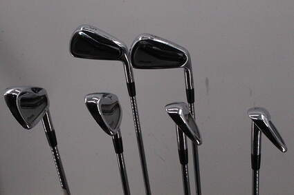 Mizuno MP-54 Iron Set 5-PW True Temper Dynamic Gold S300 Steel Stiff Left Handed 38.5in