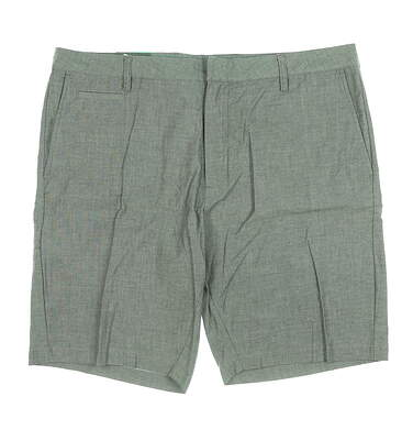 New Mens LinkSoul Stretch Comfort Chambrey Shorts 40 Gray LS617 MSRP $72