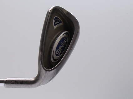 Ping G5 Single Iron Pitching Wedge PW Ping Z-Z65 Steel Stiff Right Handed Green Dot 36.75in