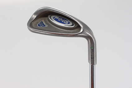 Ping G5 Single Iron Pitching Wedge PW Ping Z-Z65 Steel Stiff Right Handed Green Dot 36.5in