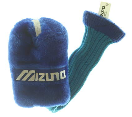 Mizuno Driver Headcover Blue/Light Blue/White