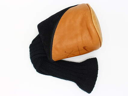 Vintage Nike Leather Driver Headcover