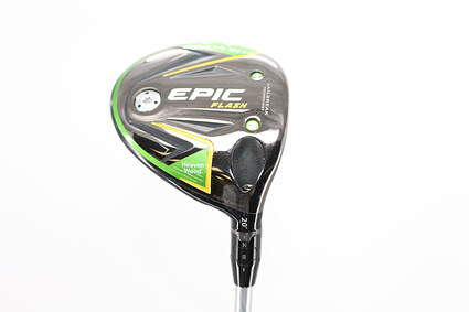Callaway EPIC Flash Fairway Wood 7 Wood 7W 20° Project X Even Flow Green 45 Graphite Ladies Right Handed 41.5in
