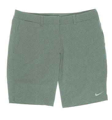 New Mens Nike Golf Shorts 14 Gray MSRP $65