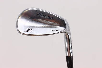 Mizuno MP 32 Single Iron Pitching Wedge PW 47° Dynamic Gold Lite 300 Steel Stiff Right Handed 35.75in