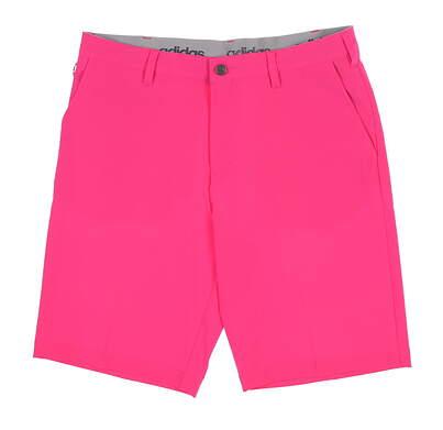 New Womens Adidas Shorts 34 Hot Pink BC2392 MSRP $65