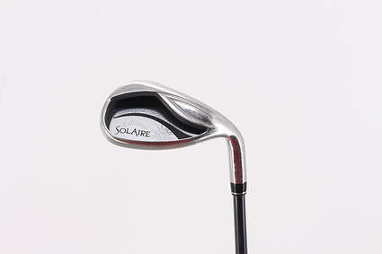 Callaway 2014 Solaire Wedge Sand SW Callaway Stock Graphite 50 grams Graphite Ladies Right Handed 34.75in