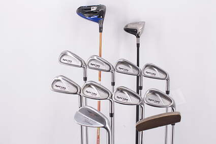 Mens Complete Golf Club Set Right Handed Regular Flex Mizuno Driver, Ping Putter Retail Price $ 1650