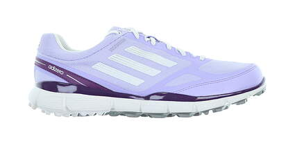 New Womens Golf Shoe Adidas Adizero Sport Medium 8 Purple Q46639 MSRP $120